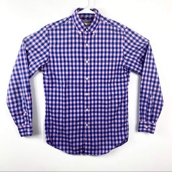 J. Crew Other - J.CREW Men's Slim Fit Lightweight Shirt Button Up